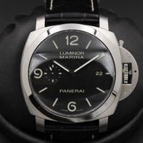 Panerai - Pam 312 - Luminor 1950's - 3 Day - R Serial -...