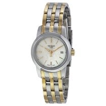 Tissot Classic Dream Mother of Pearl Dial Ladies Watch...
