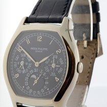 Patek Philippe Perpetual Calendar 18k Gold Mens Automatic...