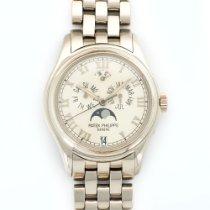 Patek Philippe White Gold Annual Calendar Watch Ref. 5036G