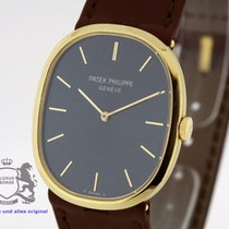 Patek Philippe Golden Ellipse 3748 SERVICED by PP Papers 1983