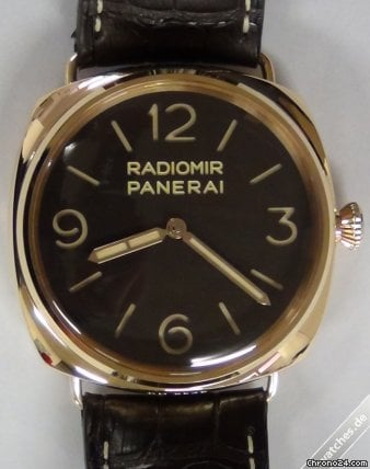 Panerai Radiomir 3 Days - Pink Gold - PAM00379 - limited 501 pcs