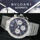 Bulgari Chronograph Automatic Date Steel Mens Watch