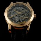 Jaeger-LeCoultre Rose Gold Master Minute Repeater Skelton...