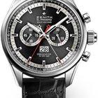 Zenith El Primero Rattrapante Chronograph Mens Watch