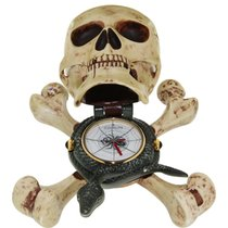 Corum Enamel Jolly Roger Skull