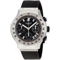 Hublot Super B Automatic Chronograph Black Dial Men's Watch