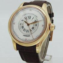 Montblanc 103837 Villeret Rose Gold Limited Edition 58 Pcs 47mm