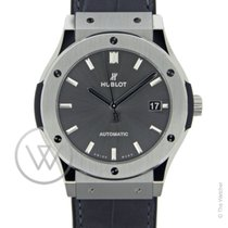 Hublot Classic Fusion 45 Racing Grey New-Full Set