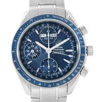 Omega Speedmaster Day Date Chronograph Watch 3222.80.00 Box...