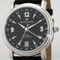 Maurice Lacroix Pontos GMT PT6037 Automatic 37 mm