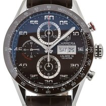 TAG Heuer Carrera 43 Automatic Brown Dial