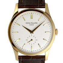 Patek Philippe Calatrava Yellow Gold 37 mm