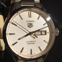 TAG Heuer CARRERA Calibre 5 Day-Date Automatic