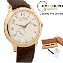 F.P.Journe Invenit et Fecit Chronometre Souverain  18K Gold Watch