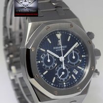 Audemars Piguet Royal Oak Chronograph Steel Mens Watch &...
