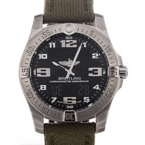Breitling Aerospace Evo 43 Textile Chronometer
