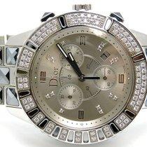 Dior Christal Quartz Chronograph Les Montres Cd114318M001 With...