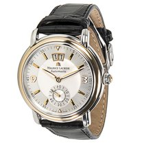 Maurice Lacroix Masterpiece MP6378 Men's Watch in 18K Gold...