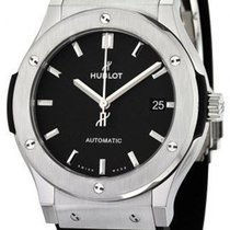 Hublot 511.NX.1171.RX Classic Fusion Mens 45mm Automatic in...