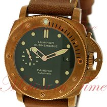 "Panerai Luminor Submersible 1950 3-Days Automatic ""Bronzo&..."