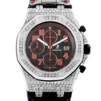 Audemars Piguet Royal Oak Offshore Las Vegas Strip 18K White...
