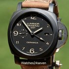 Panerai PAM 441 Luminor 1950 3 Days GMT CERAMICA