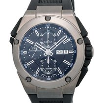 IWC Ingenieur Double Chronograph Titanium Automatic Men's...
