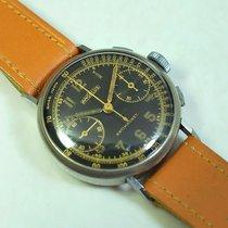 Angelus chronografo gilt dial