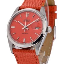 Rolex Used 6694_used_orange_stick Oyster Date Precision with...