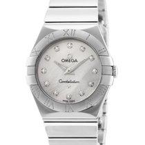 Omega Constellation Women's Watch 123.10.27.60.55.002