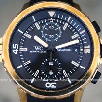 IWC Aquatimer Bronze Charles Darwin