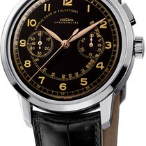 Vulcain 50s Presidents Watch Chronograph Heritage 570157.315L