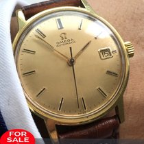 Omega Serviced Omega Automatic Automatic Vintage Watch with date