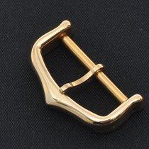 Cartier original solid 18k gold Tang buckle (inner 18mm)