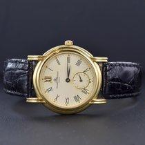 Baume & Mercier Vintage 18kt gold Mechanical