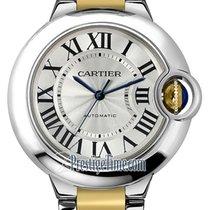 Cartier Ballon Bleu 33mm w2bb0002