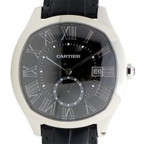 Cartier Drive De Cartier Stainless Steel Black Automatic WSNM0006