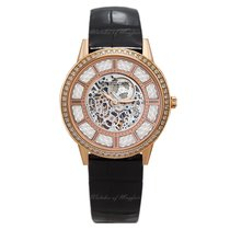 Jaeger-LeCoultre Master Ultra Thin Squelette - Pink Gold