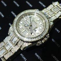 Rolex GMT-Master II Ice Full Diamonds - 116769TBR