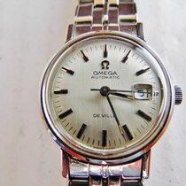 Omega seamaster de ville automatico lady anni '80'...