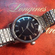 Longines All Guard black dial automatic watch – cal. 19AS