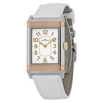 Jaeger-LeCoultre Grande Reverso Lady Ultra Thin Silver Dial...