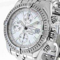 Breitling Chronomat Evolution Chronograph Automatik Stahl an...
