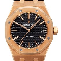 Audemars Piguet Royal Oak Lady 18 kt Roségold Ref. 15450OR.OO....