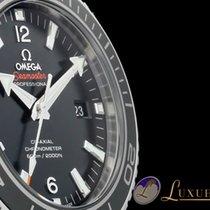 Omega Seamaster Planet Ocean Co-Axial Edelstahl Sichtboden BIG...