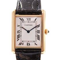 Cartier Tank Classic 18K Gold Ref.881052