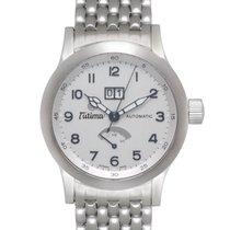 Tutima Valeo Reserve Big Date Automatic Men's Watch – 644-02