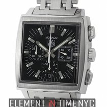 TAG Heuer Monaco Chronograph Stainless Steel 38mm
