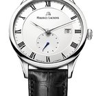 Maurice Lacroix Masterpiece Small Seconde Date, Black Hands,...